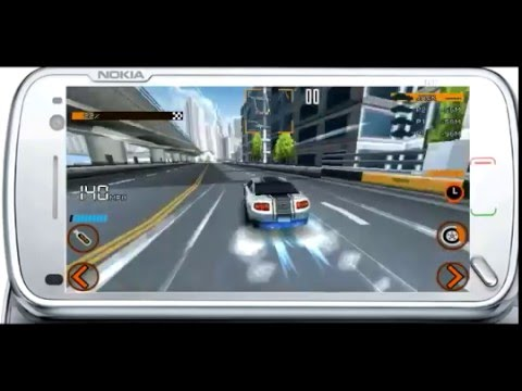 Need For Speed The Run 3D - Para s60v5,  Nokia 5230, 5233, 5235, 5530, 5800, C5-03 e +