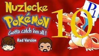 "Pokemon Red Nuzlocke ep 10 ""Dorfs"" - Player Ones"