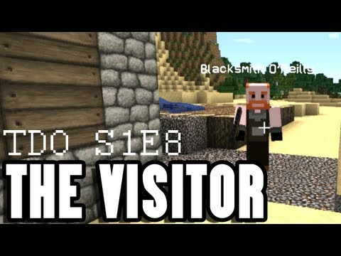 """THE VISITOR"" - The Daylight Owl: Season 1: Episode 8"