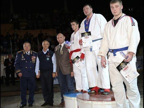 В севастополе состоялся xviii открытый чемпионат российской федерации по армейскому рукопашному бою