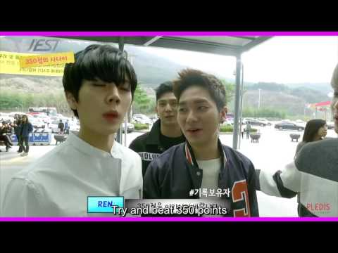[ENG SUB] NU'EST Eating show in Busan and Daegu