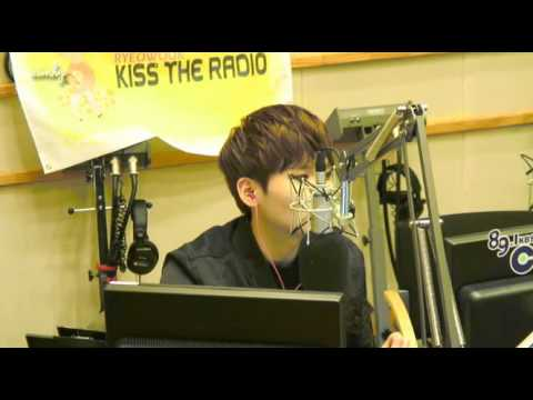 [ENG/CHI]130506 Talking about Yesung Super Junior Ryeowook KTR