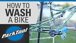How to Wash a Bike