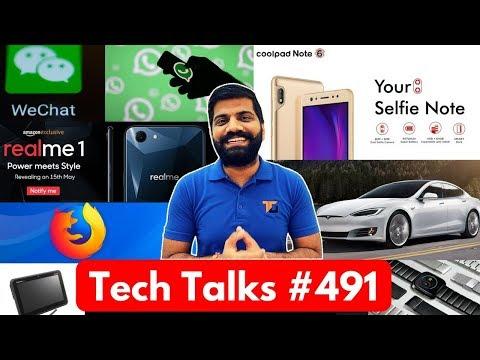 Tech Talks #491 - Oppo RealMe, Apple Cheap MacBook, Idea VoLTE, Coolpad Note 6, Opera VPN
