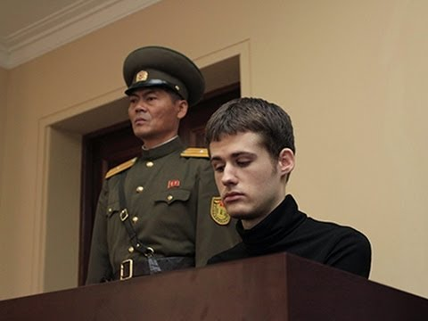 US Man in North Korea Given 6 Years Hard Labor