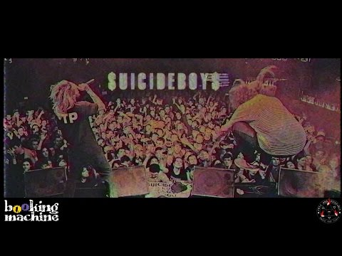 $UICIDEBOY$ in Russia (Saint Petersburg \ Moscow)