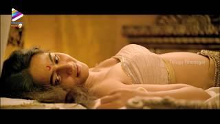 Anushka Shetty Seduces Rana   Rudhramadevi Tamil Movie Scenes   Allu Arjun   Telugu Filmnagar