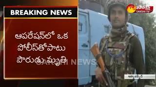 3 terrorists killed in kashmir encounter - కశ్మీర్లో ఎన్కౌంటర్: 3 తీవ్రవాదులు హతం.. - netivaarthalu.com