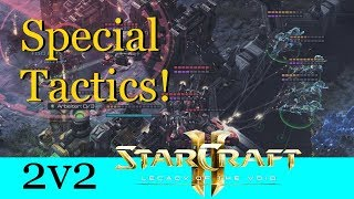 Special Tactics! - Starcraft 2: Legacy of the Void 2v2 [Deutsch | German]