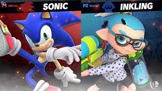 Super Smash Bros. Invitational - Grand Final Round 2 E3 2018 HD