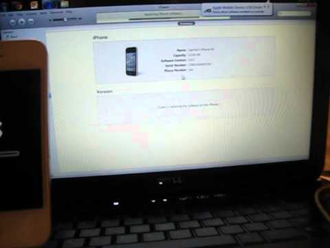 IMEI Unlock iPhone 4S 5.0.1 5.1.1 [WORKS] - Part 1