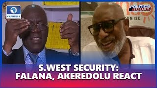 Falana Condemns Declaration On Amotekun As Akeredolu Reveals Next Step