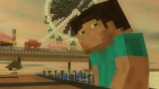 21. 12. 2012. - Конец света - Minecraft animation