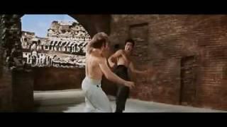 Bruce Lee vs. Chuck Norris - O Vôo do Dragão