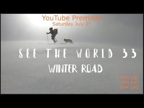 Winter Bikepacking in Chile: Winter Road (SEE THE WORLD episode 33)