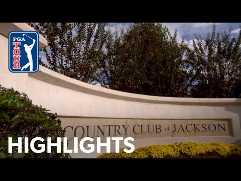 Highlights | Round 1 | Sanderson Farms 2019