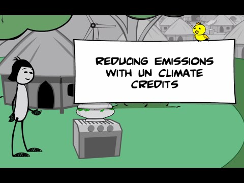 Reducing Emissions with UN Climate Credits
