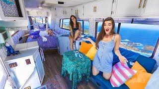 I Lived in a Van with my Sisters for a Week