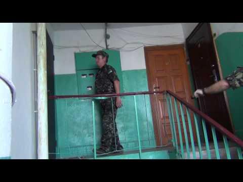 полиция ловит призывников