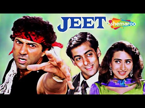 Jeet Hini Full Movie - Salman Khan - Sunny Deol - Karisma Kapoor - Bollywood Romantic Movie thumbnail