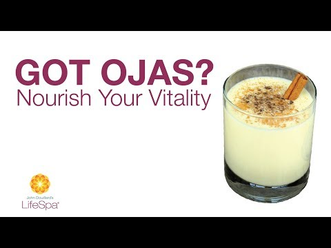 Got Ojas? Nourish Your Vitality
