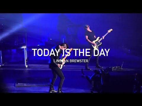 'Today is the Day' | Lincoln Brewster