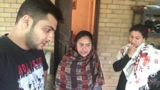 """AAJ VEERVAR HAI"" ਬੁੜ੍ਹੀਆਂ ਦੇ ਵਹਿਮ   Punjabi Funny Video   Latest Sammy Naz"
