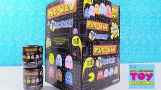 Pacman Pac-Man Mashems Series 1 Squishy Toy Review | PSToyReviews