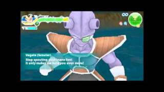 Lets Play Dragonball Z Tenkiachi Tag Team pt 6 Frieza Saga