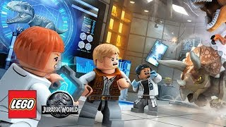 Lego Jurassic World | Android | Full Game | Free Download