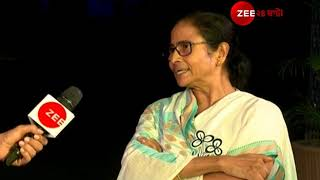 Exclusive Mamata Banerjee on Zee 24 Ghanta