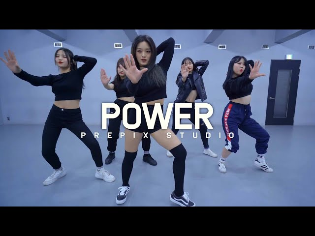 Little Mix - Power | NARIA choreography | Prepix Dance Studio thumbnail