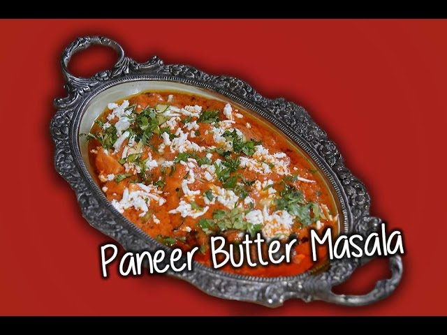 sddefault Paneer Butter Masala | Sanjeev Kapoor