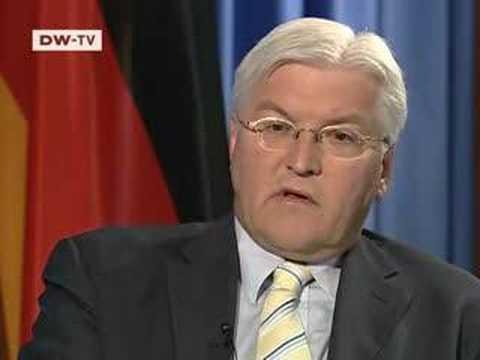 Frank-Walter Steinmeier - Bundesausßenminister