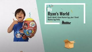 Ryan's World, Toys & Games 2018: Small World Toys Ryan's Room Wooden Dollhouse - Bathtime and