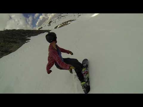 Snowboarding - Kaprun - Kitzsteinhorn Glacier - May 2017
