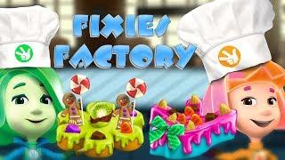 Fixiki Cake Bakery Story! Games for kids | DevGame Kids World