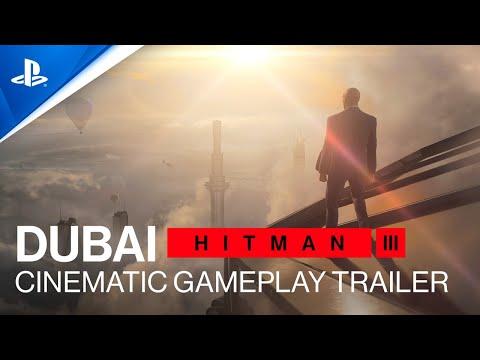 Hitman 3 - Dubai Cinematic Gameplay Trailer   PS5