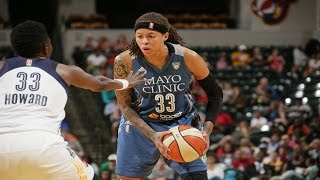 WNBA Top 10 Plays of the 2014 Regular Season!