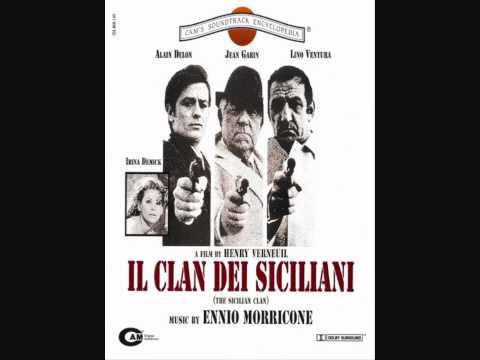Ennio Morricone – Jeanne E La Spiaggia (Il Clan Dei Siciliani)