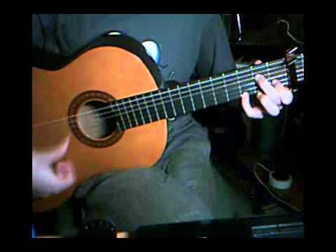 Paco Serrano - Amanecer en la vega (Granaina) fragment