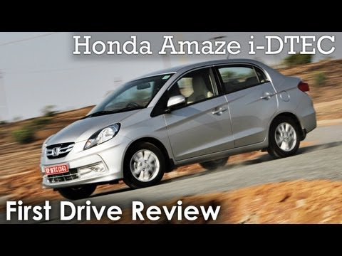 Honda Amaze i-DTEC (Diesel) Review