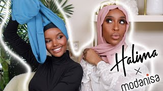 Tying Headwraps, Turbans, and Hijabs! With Halima Aden