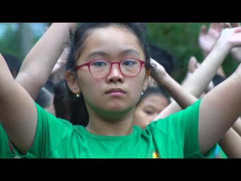 Trại hè thiếu nhi Tập đoàn năm 2018 (Khu vực miền Đông Nam bộ - TP. Hồ Chí Minh)