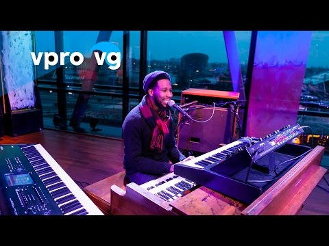 Cory Henry & Yoran Vroom - Heart at Midnight (live @Bimhuis Amsterdam)