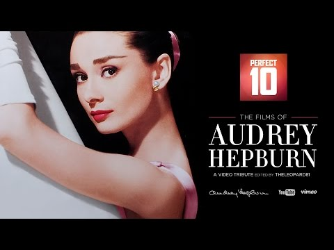 Audrey Hepburn - tribute (HD)