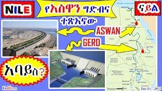 የአስዋን ግድብና ተጽእኖው ፤ አባይስ? Aswan Dam & Abay Dame - DW