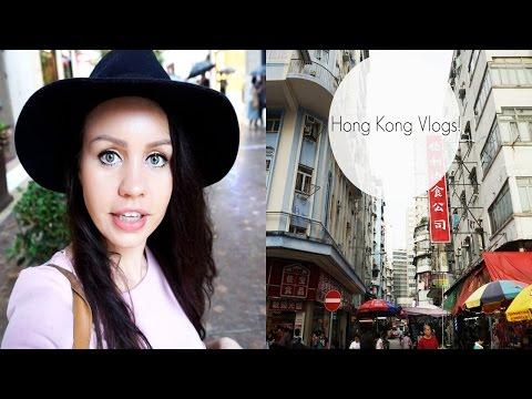 Wekly Hong Kong Vlogs!