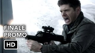 """Supernatural 12x22 """"Who We Are"""" / 12x23 """"All Along the Watchtower"""" Promo (HD) Season Finale"""