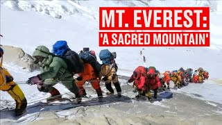 Mount Everest Traffic Jam: A Sherpa's Take